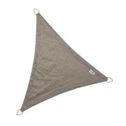 Voile d'ombrage triangle Coolfit 360x360x360cm anthracite - NESLING